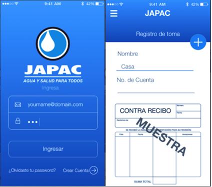 Cómo Pago JAPAC Por La App