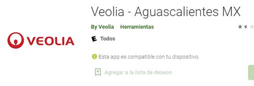 Pagar Veolia Por La App