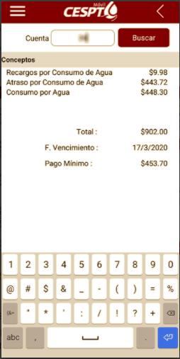 App Para Checar Recibo De CESPT
